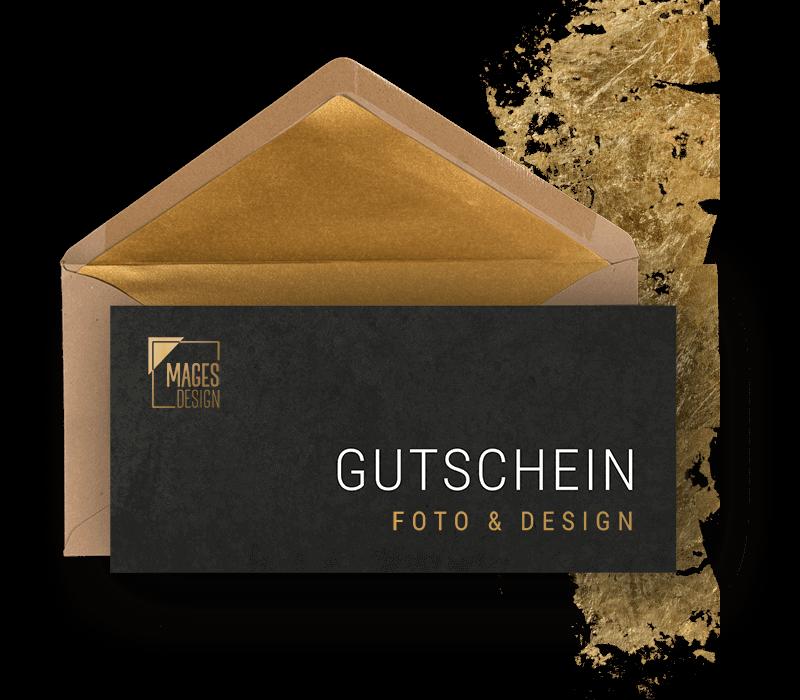 MAGES Design l Gutschein
