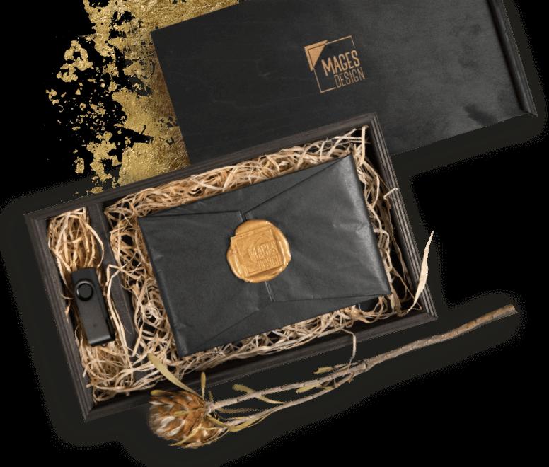 MAGES Design l Holzbox